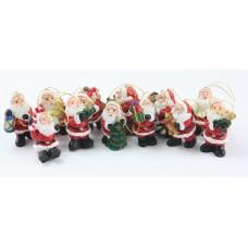 Christmas Tree Santas