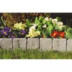 Hammer-in Stone-Look Garden Edging