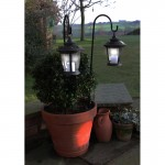 Flickering Solar Lanterns