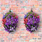 Hanging Flower Pouches – Hanging Planters