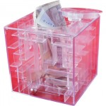 Money Bank Puzzle Maze